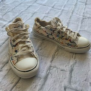 Converse All Stars Chuck Taylor Shoes